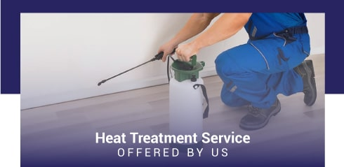heat treatment service offered by us